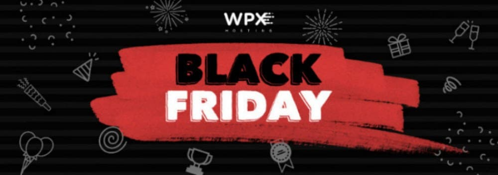WPX Black friday deals 2018