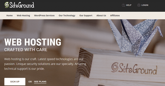 sitegroung hosting