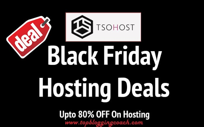 TSO black Friday Deals 2018