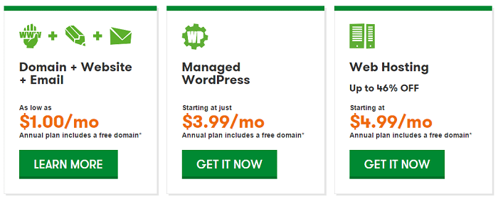 godaddy cyber monday deal